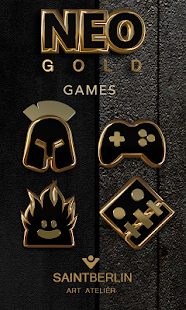 Neo Gold Icon Pack Screenshot