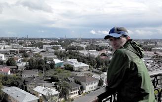 Вид с колокольни | #voronovcamp 2015 • Вологда