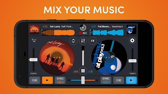 Cross DJ Pro Mod Apk 3.5.4 [Paid For Free] 2