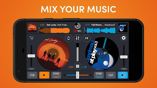 App Cross DJ Free - dj mixer app APK for Windows Phone