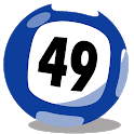 UK 49's | Lunchtime | Teatime | Results icon