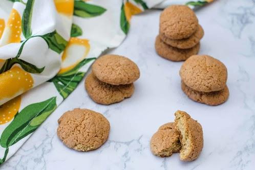 Tangy Lemon Sugar Cookies