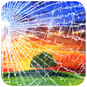 Broken Glass Wallpaper-Best Broken Glass Wallpaper icon
