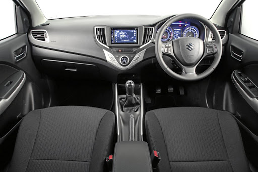 The interior is spacious and quality is good. The infotainment system is a finicky aftermarket affair, though. Picture: MOTORPRESS