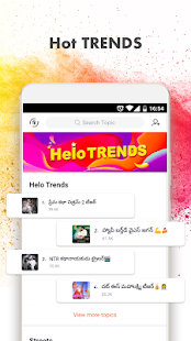 Download Helo - Share and Care, connect you to the world For PC Windows and Mac apk screenshot 4