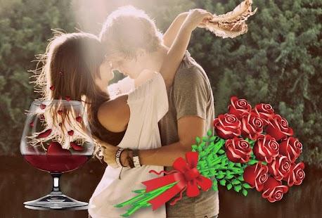 Cute Romance Photo Frames - náhled