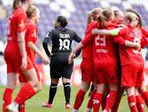Het is gebeurd! Vrouwenploeg van Anderlecht verliest voor het eerst punten