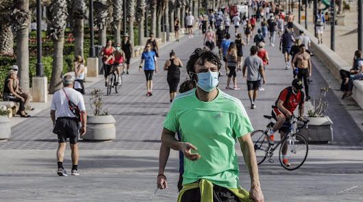 La segunda peor cifra del coronavirus en Andalucía: 1.480 positivos y 11 muertos