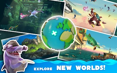 Hungry Shark World APK screenshot thumbnail 22