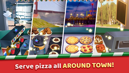 Pizza Truck California - Fast Food Cooking Game 1.0 de.gamequotes.net 4