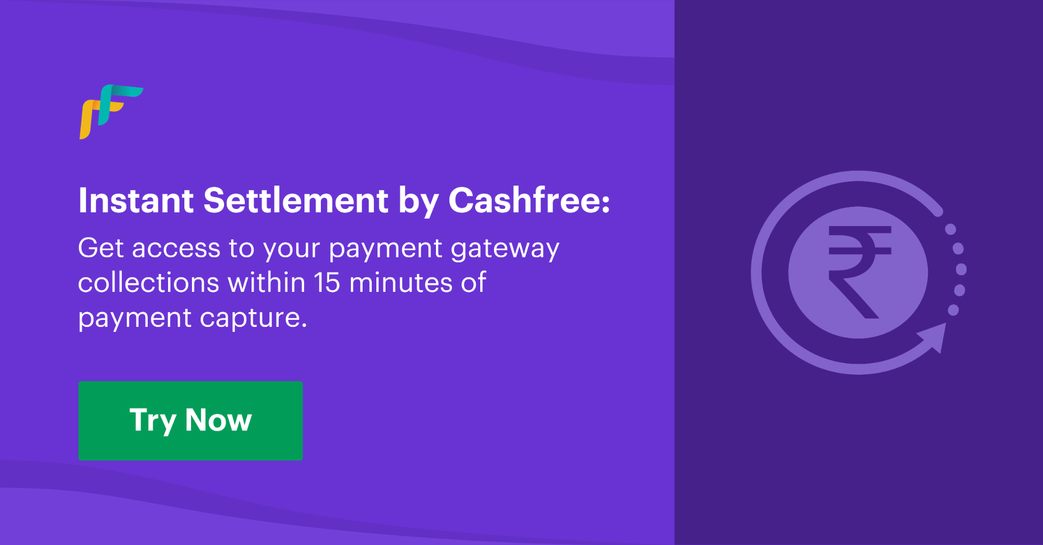 Integrated Payment System: instant settlements