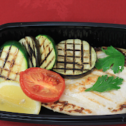 Chicken Supreme with Grilled Vegetables