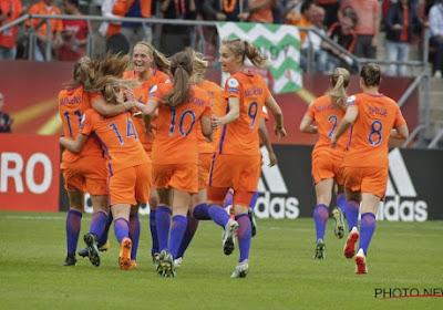 Les Pays-Bas réussissent leur entrée