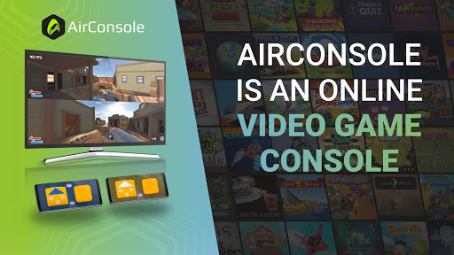 AirConsole for TV - The Multiplayer Game Console apktram screenshots 1