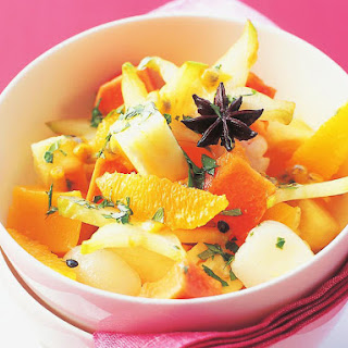 Asian Fruit Salad.