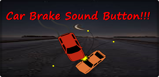 Car Brake Sound Button - by Audio effects free sound - Music