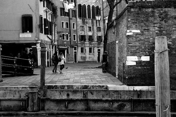 Passeggiando per Cannaregio di Andrea F