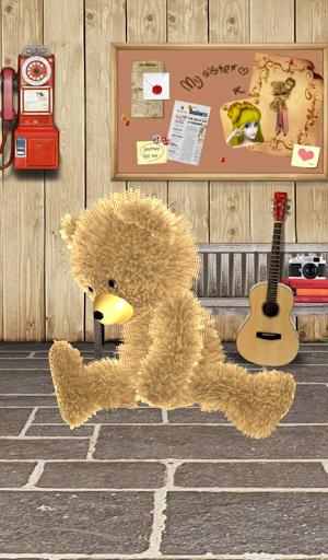 Talking Teddy Bear screenshots 9