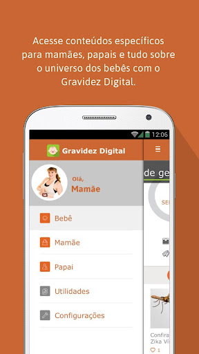 Gravidez Digital 1.0.6 screenshots 1
