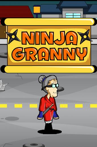 Ninja Granny - Angry Grandma