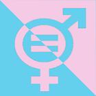 Calendario chino (identificación de género) icon