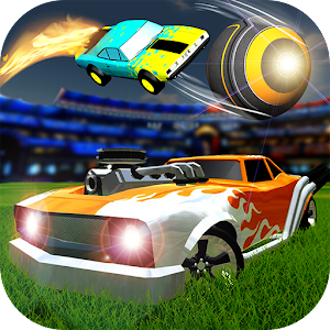 ⚽ Super RocketBall – Online Multiplayer League MOD APK 2.5.1 (Unlimited Money)