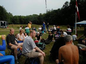 Photo: Vikingedyst 30 års jubilæum Jels Skovene