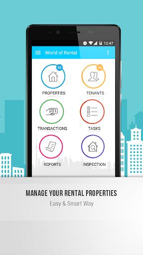 World of Rental Property Mgmt