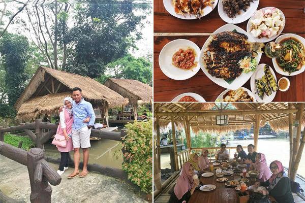 Rumah AIr Resto Bogor