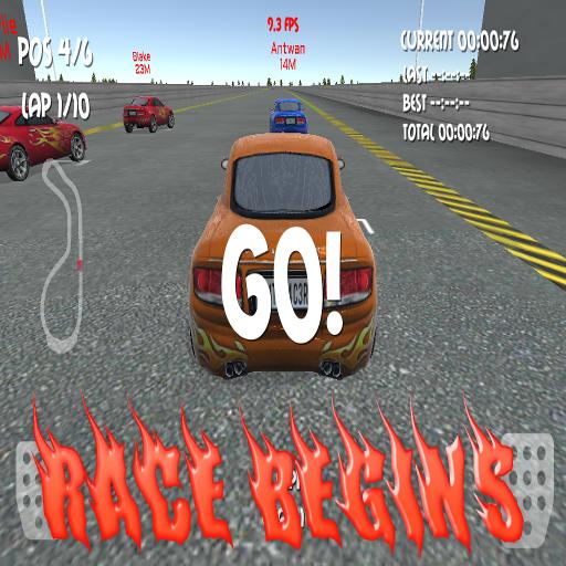快速賽車3D2015