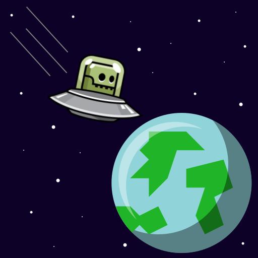 Gravity Escape, UFO