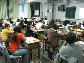 Photo: 20100602 100年大陸與外籍配偶識字班(第一期) 002