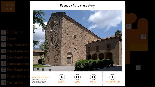 MONASTERY-MUSEUM S.J.ABADESSES screenshot 1