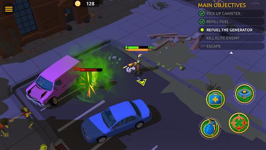 Zombie Blast Crew 6