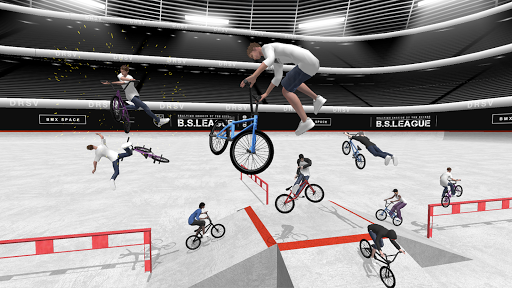 BMX Space screenshots 1