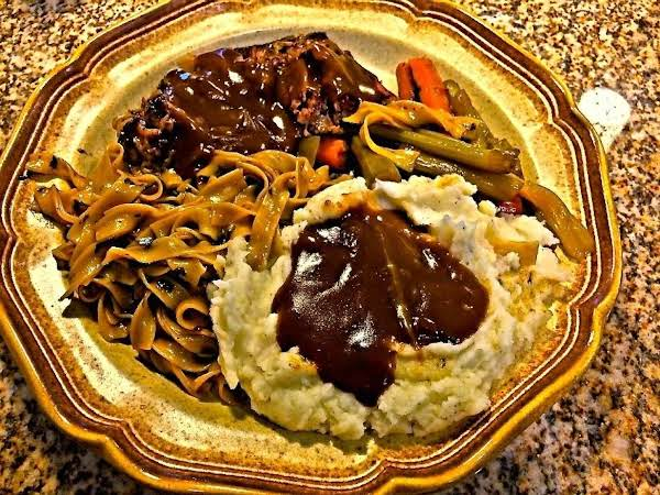 Pot Roast, Easy Pressure Cooker Recipe