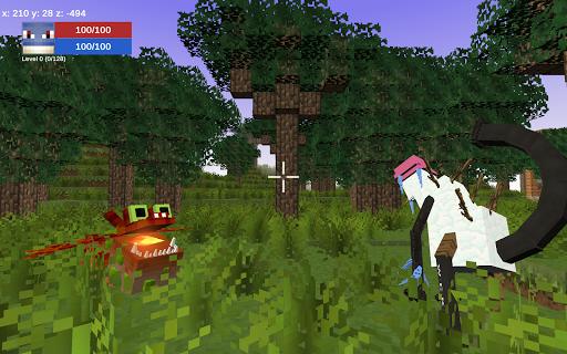 Pixelmon craft multicraft explortion world hytale 7 screenshots 1