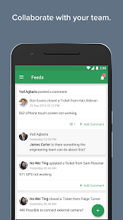 Zoho Desk- screenshot thumbnail