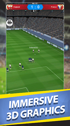 Top Soccer Manager 2020 apkbreak screenshots 1