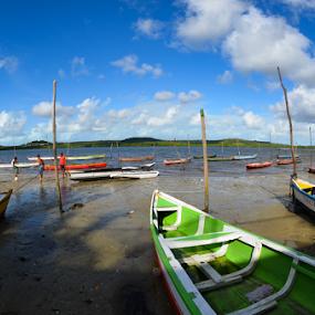 Itapissuma by Claudio Maranhao - Uncategorized All Uncategorized ( beaches, praias, itapissuma, brasil )