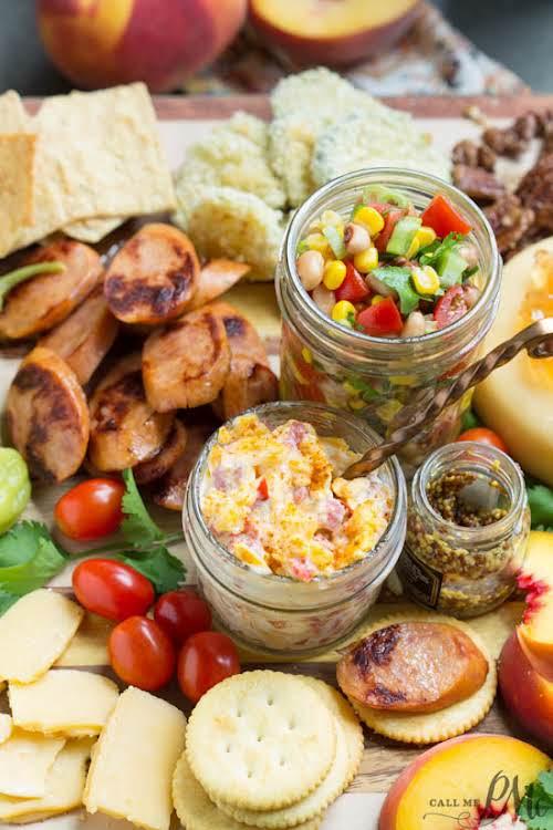 """Black Eyed Pea Salsa""""Black Eyed Pea Salsa makes a delicious dip, salad,..."""