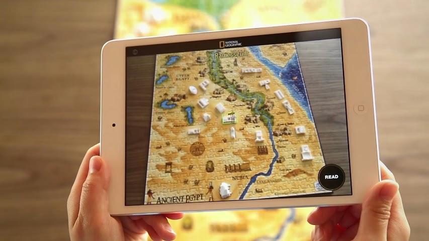 android 4D NatGeo Ancient Civilization Screenshot 4