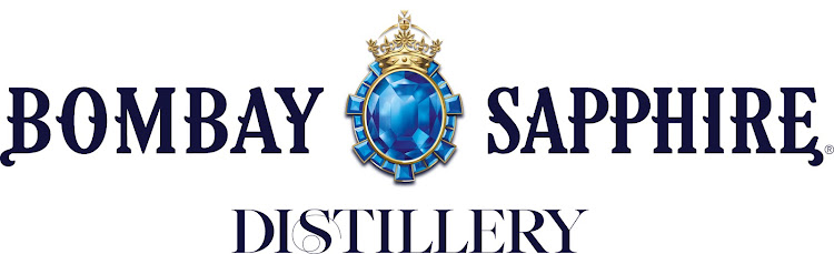 Logo for Bombay Sapphire Distilled London Dry Gin