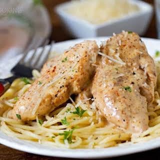 Pressure Cooker Chicken Lazone.