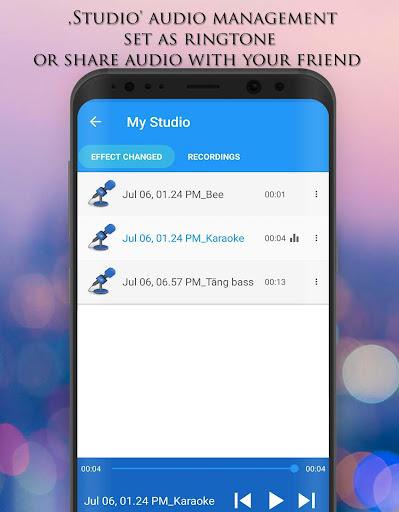 Voice Changer screenshot 22