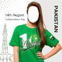 Pak Shirt Flag Suit Maker icon