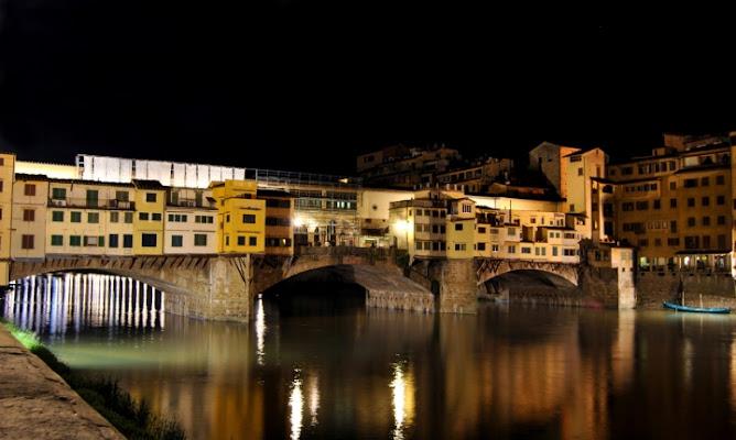 Ponte Vecchio di squini