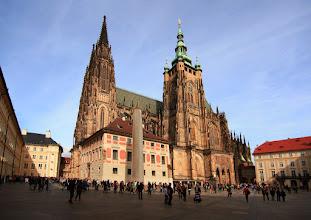 Photo: Praha - Chrám Sv. Víta  http://www.turistika.cz/cestopisy/112-praha-prazsky-hrad-katedrala-sv-vita-vysehrad-karluv-most-staromestske-namesti