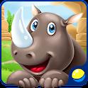 Lernen Tiere für Kleinkinder icon