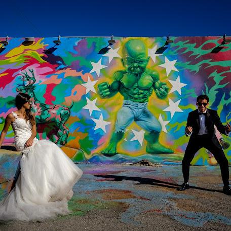 Fotógrafo de bodas Hector Salinas (hectorsalinas). Foto del 28.02.2018